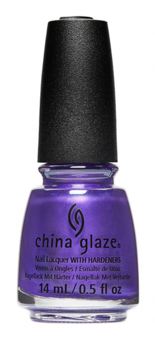 China Glaze Purpletonium [0]