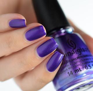 China Glaze Purpletonium [2]