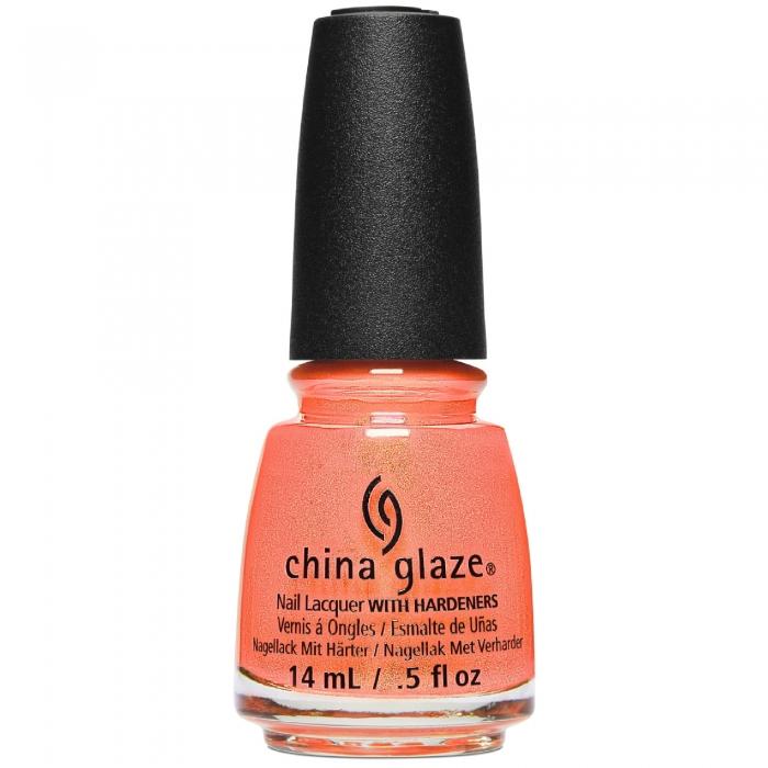 China Glaze Tropic of Conversation 0