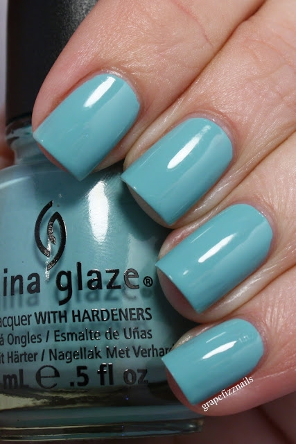 China Glaze For Audrey 1