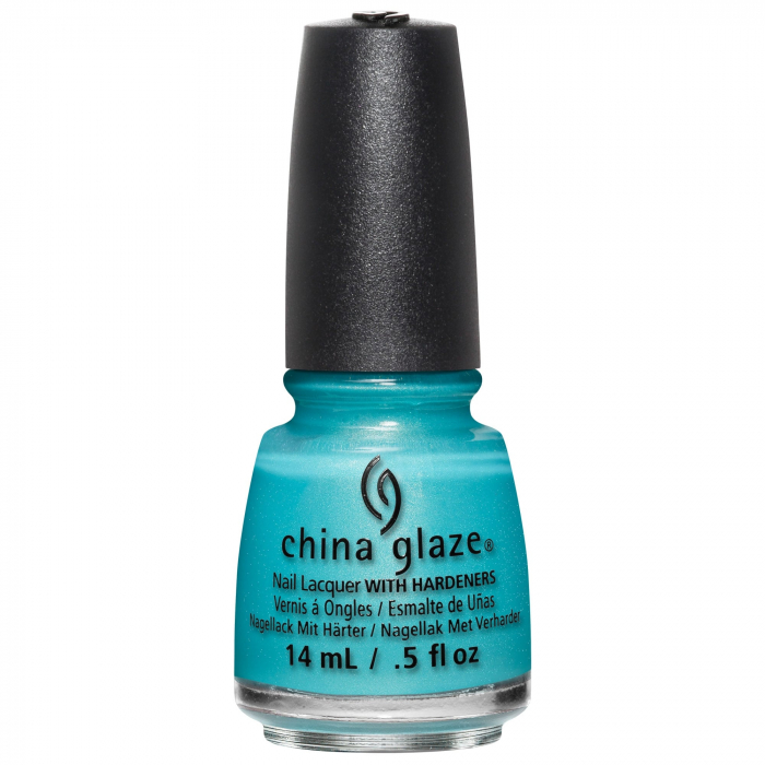 China Glaze What I Like About Blue 0