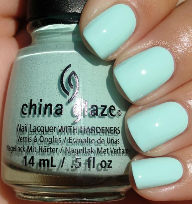 China Glaze At Vase Value 1