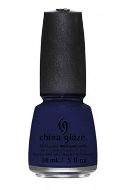 China Glaze One Track Mind 0
