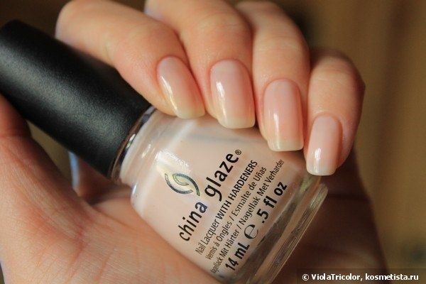 China Glaze Inner Beauty 1
