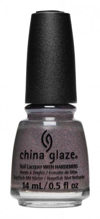 China Glaze Spell the Tea 0