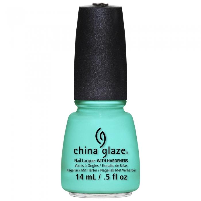 China Glaze Too Yacht to Handle 0