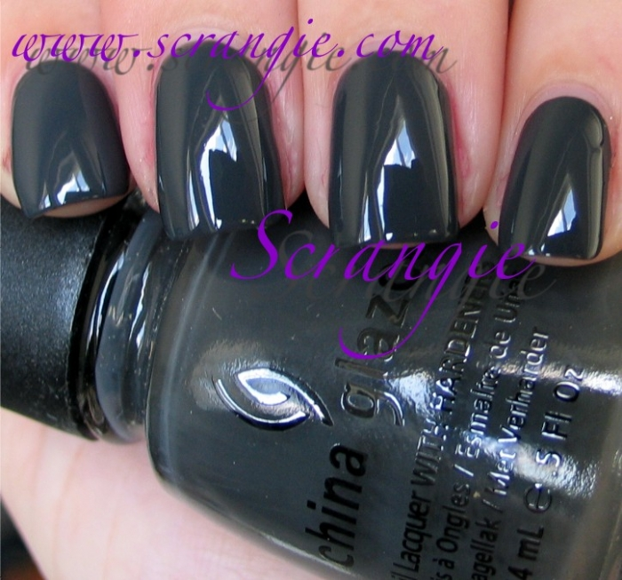 China Glaze Concrete Catwalk 1