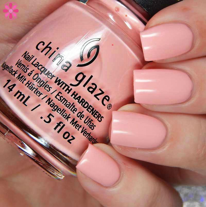 China Glaze Sweet As Pinkie Pie 1