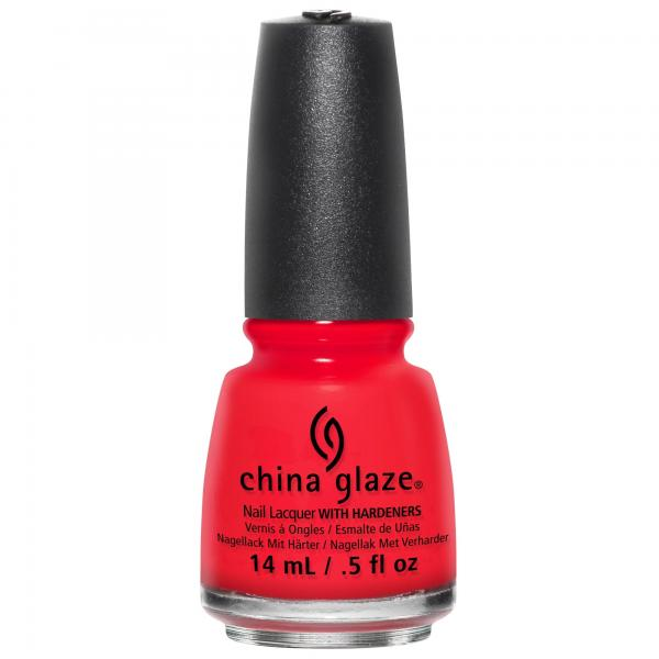 China Glaze The Heat is On 0