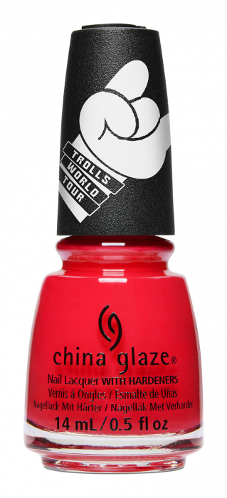 China Glaze No-Holds Barb 0