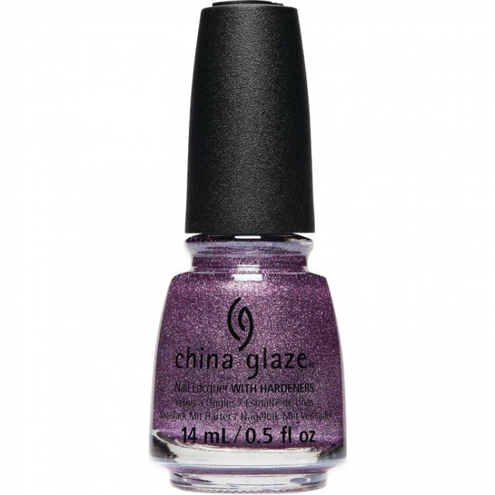 China Glaze Valet the Sleigh 0
