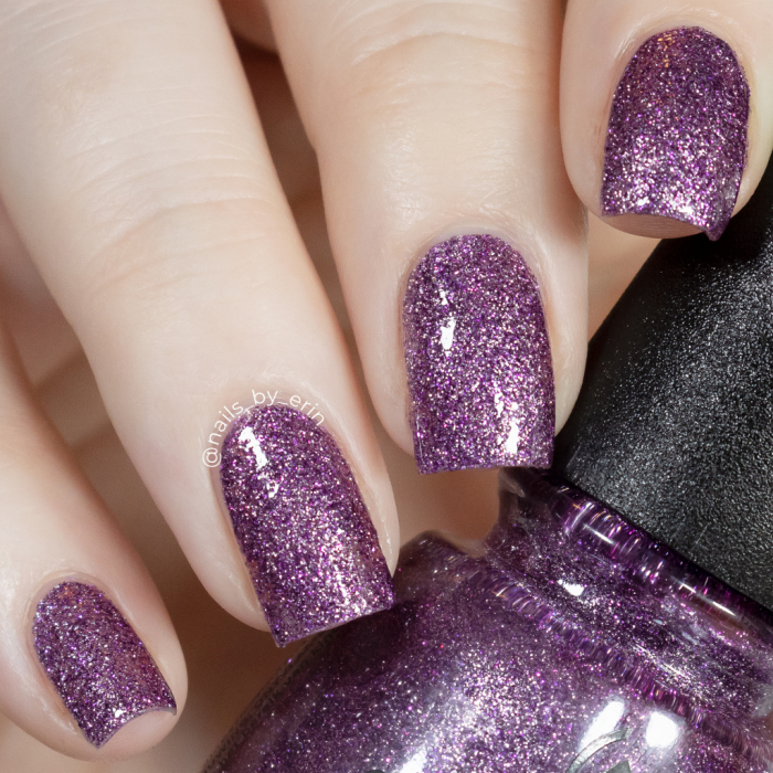 China Glaze Valet the Sleigh 1