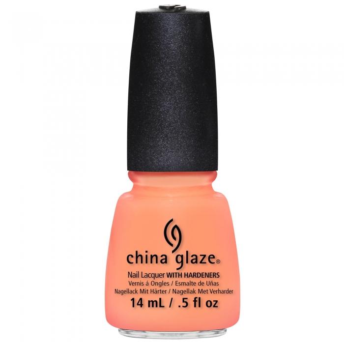 China Glaze Sun of a Peach 0