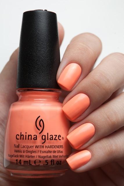 China Glaze Sun of a Peach [1]