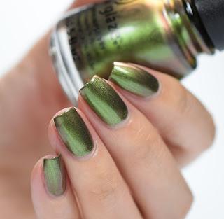 China Glaze Little Green Invaders [1]