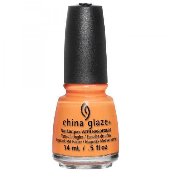 China Glaze None of Your Risky Business 0