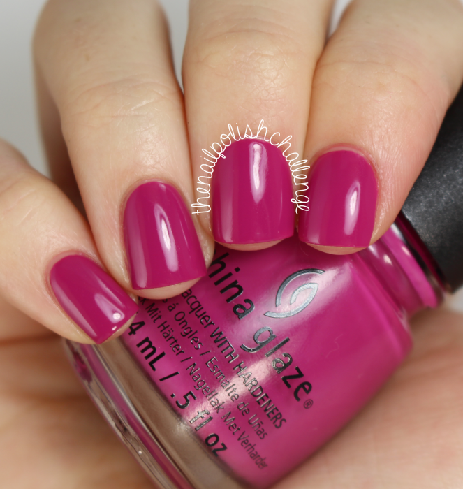 China Glaze Dune Our Thing 1
