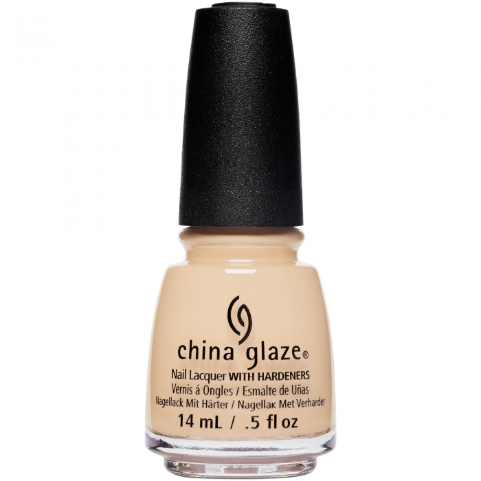 China Glaze Bourgeois Beige 0