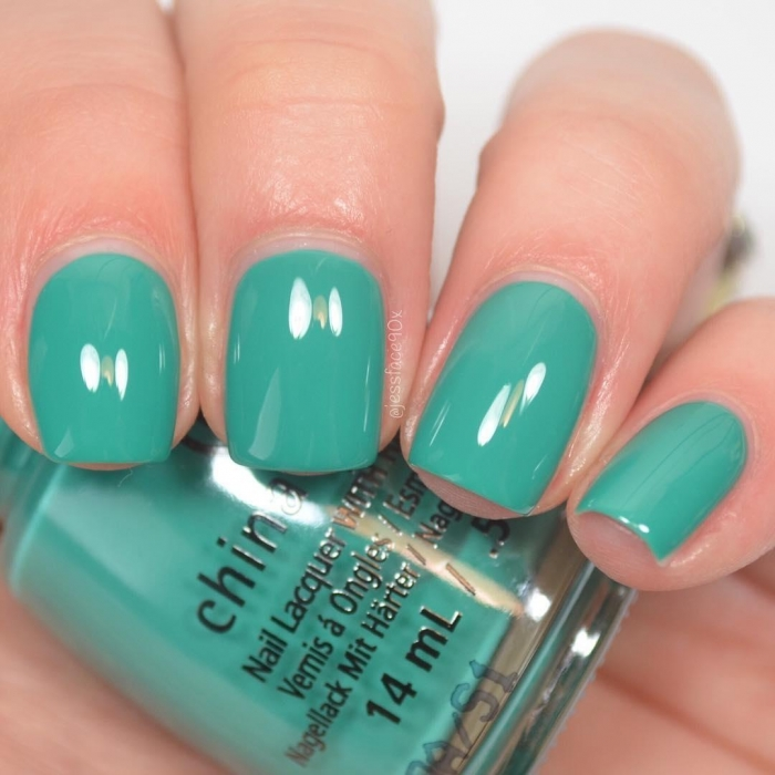 China Glaze Activewear Don't Care 1