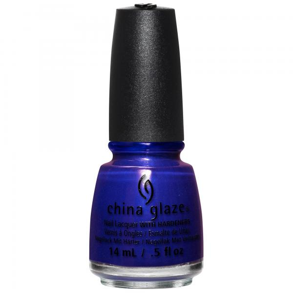 China Glaze Combat Blue-ts 0