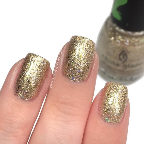 China Glaze Merry Whatever 2