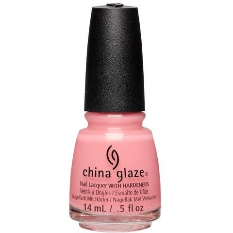 China Glaze Eat Pink Be Merry 0
