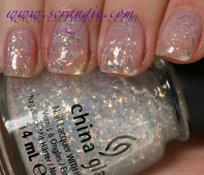 China Glaze Luxe & Lush 1