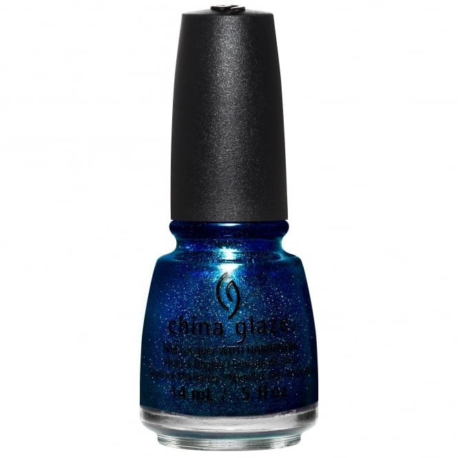China Glaze Blue-Ya 0