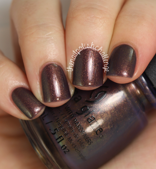 China Glaze Choo-Choo Choose You 2