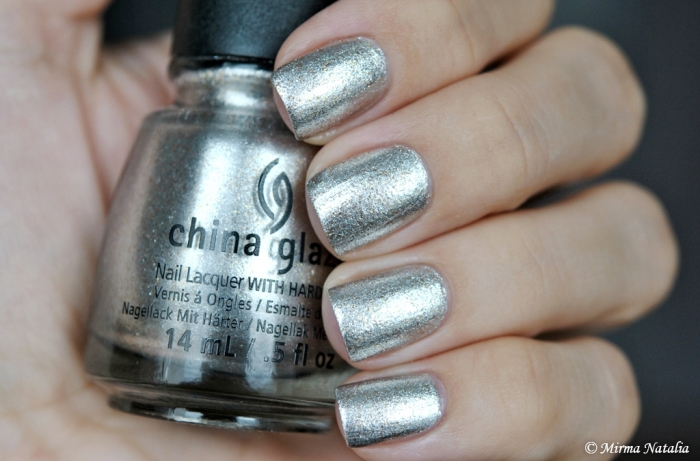 China Glaze Gossip Over Gimlets 1