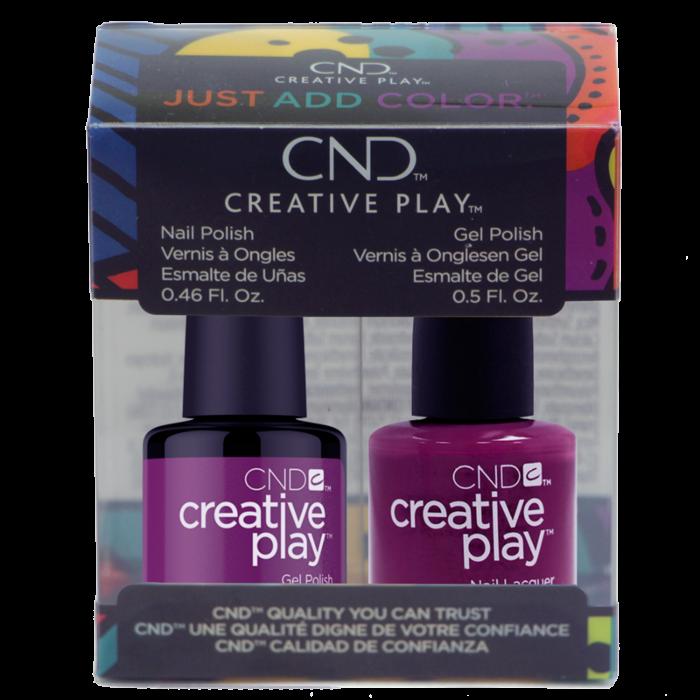 CND Creative Play Duo Raisin Eyebrows [0]
