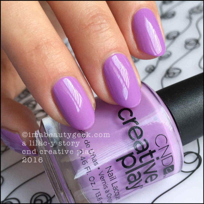 CND Creative Play Duo A Lilac-y Story [1]