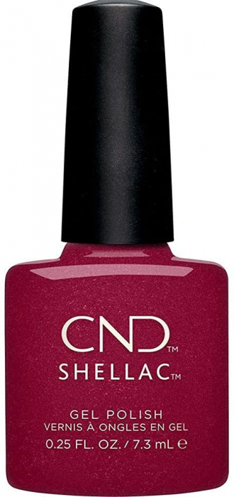 CND Shellac Rebellious Ruby 0