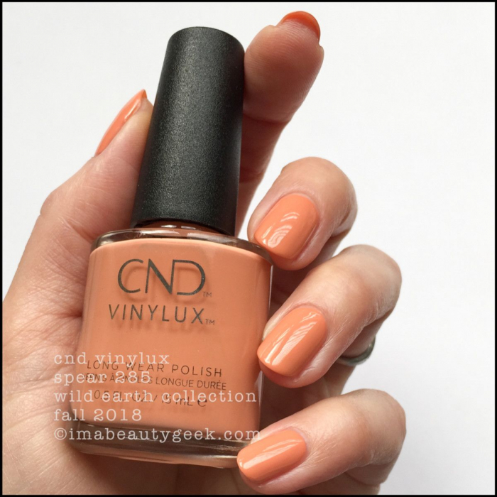 CND Vinylux Spear 2
