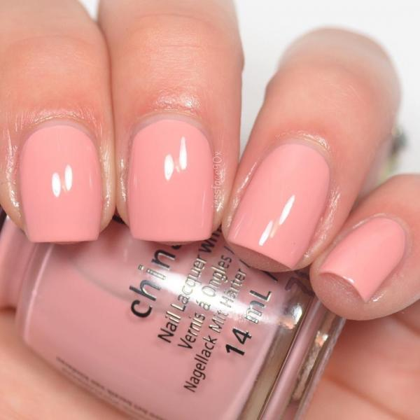 China Glaze Don't Make Me Blush 1