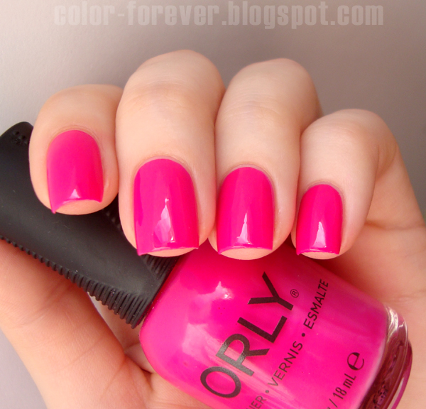 Orly Electropop 1
