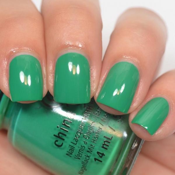 China Glaze Emerald Bae 1