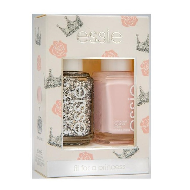 Essie Fit for a Princess Duo Kit 0