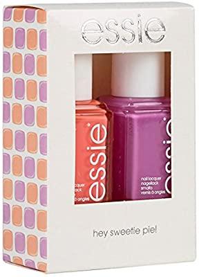 Essie Hey Sweetie Pie Duo Kit 0