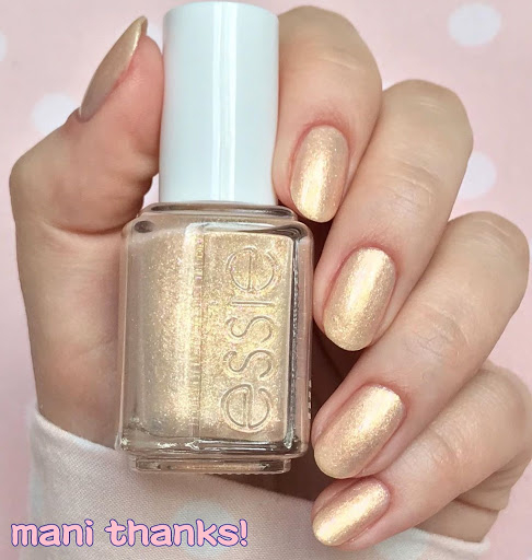 Essie Mani Thanks 2