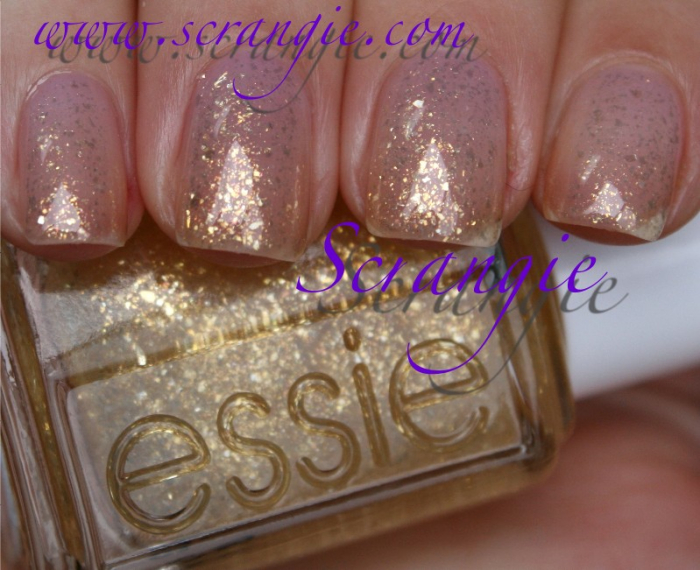 Essie As Gold As It Gets 1