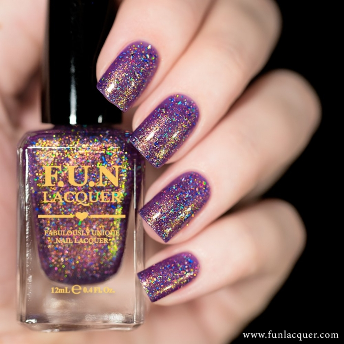 F.U.N Lacquer Unicorn Love 1
