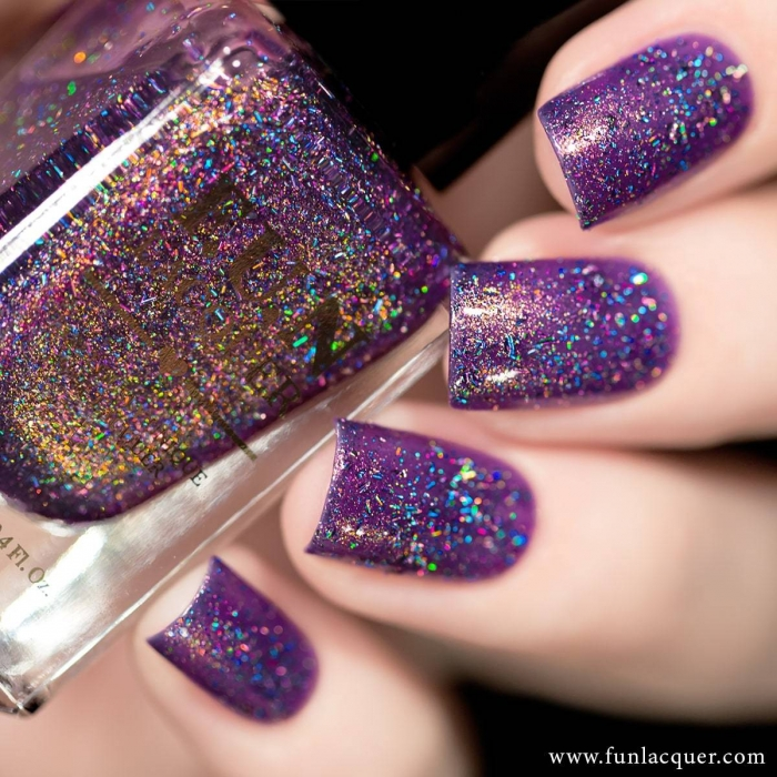 F.U.N Lacquer Unicorn Love 2