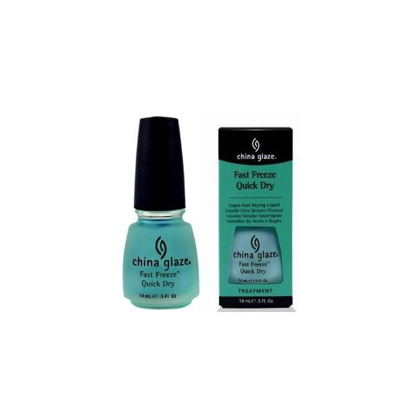 China Glaze Fast Freeze Quick Dry 0