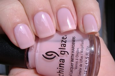 China Glaze Innocence 1