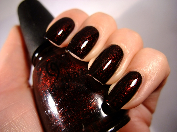 China Glaze Lubu Heels 1
