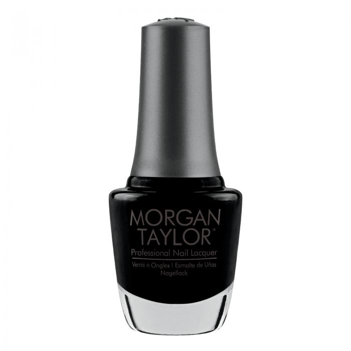 Morgan Taylor Black Shadow 0