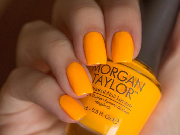 Morgan Taylor Street Cred-ible 1