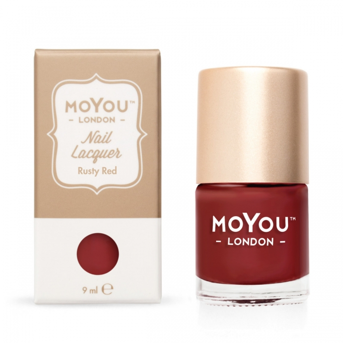 MoYou Rusty Red [0]