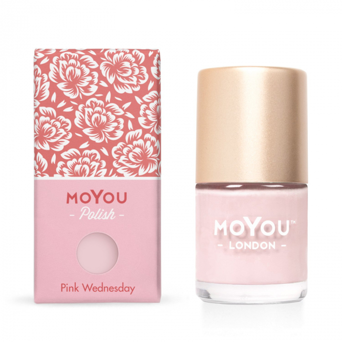 MoYou Pink Wednesday 0